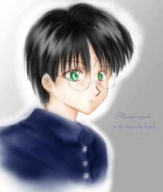 Harry Potter Fanart